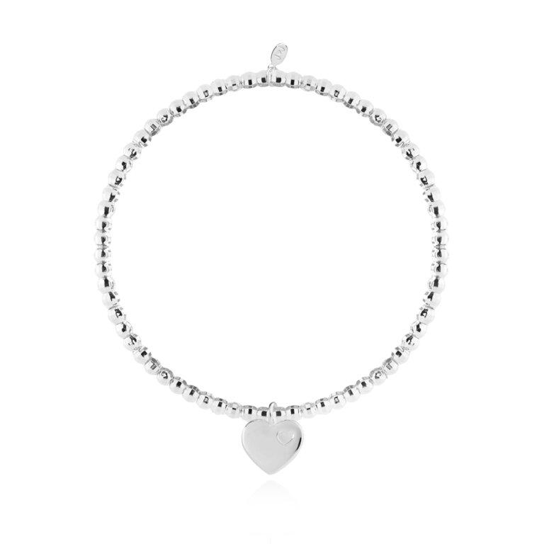 A Little Wonderful Mum Faceted Crystal Bracelet