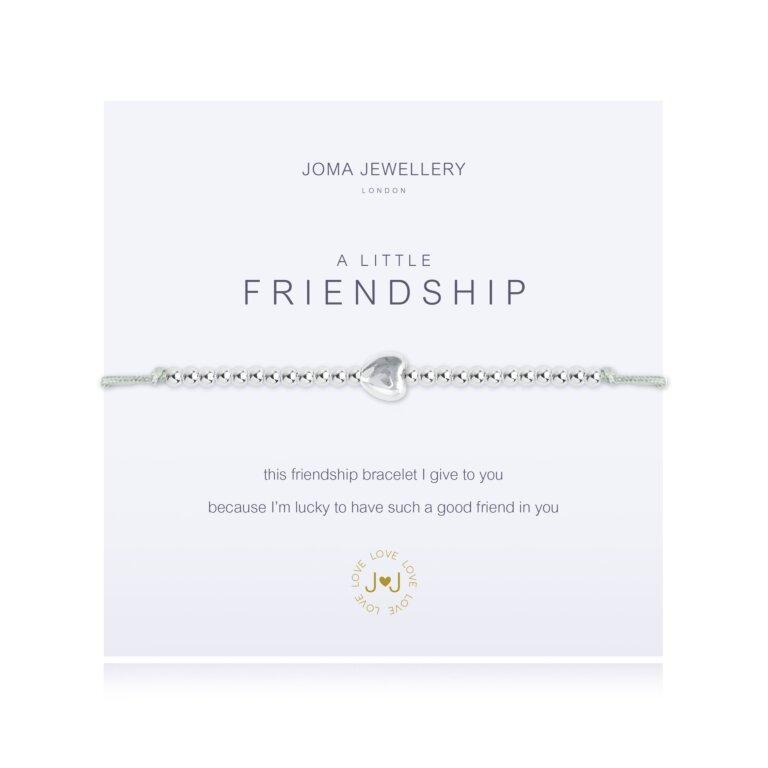 A Little Friendship Heart Bracelet