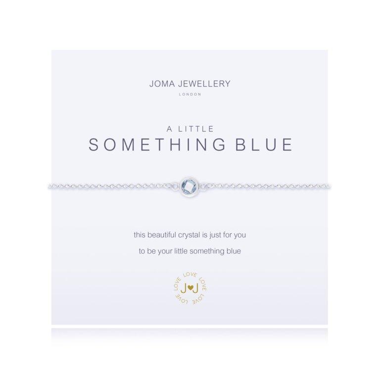 A Little Something Blue Bracelet