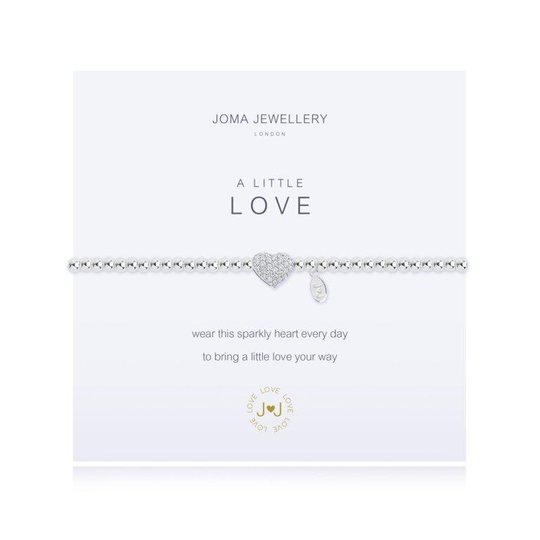 A Little Love Pave Bracelet