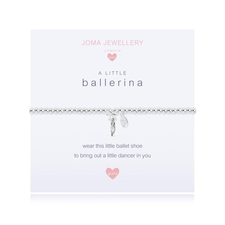 Children's A Little Ballerina Bracelet