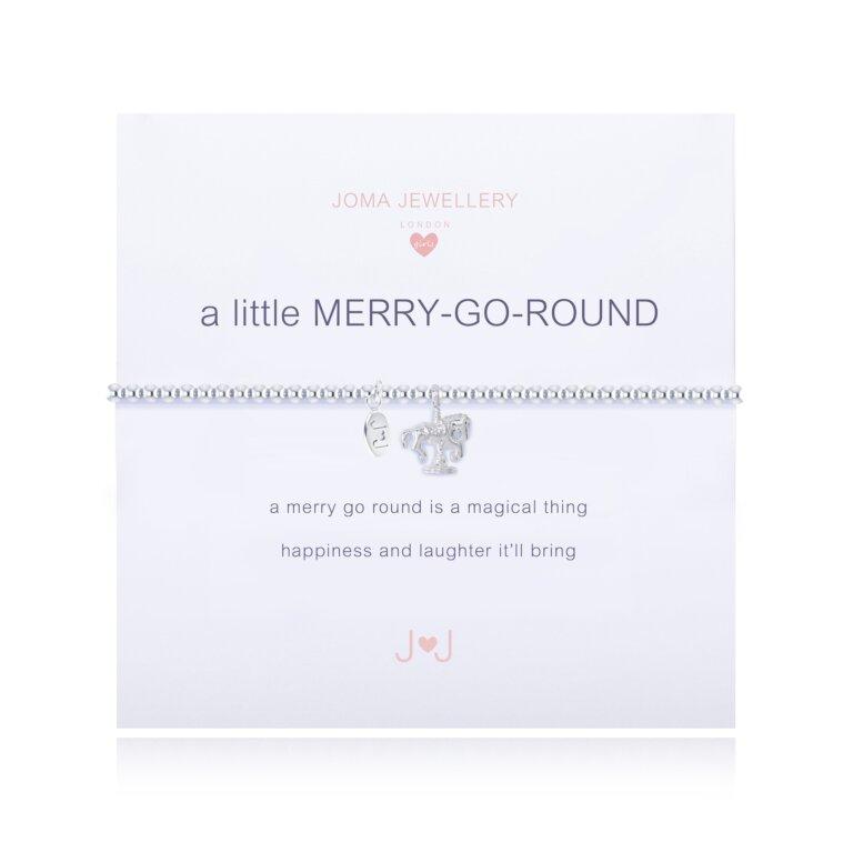 Children's A Little Merry-Go-Round Bracelet