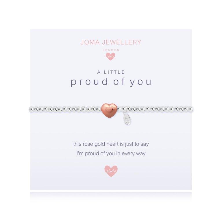 Children's A Little Proud Of You Bracelet