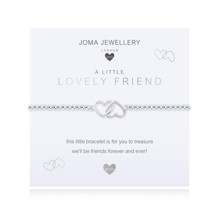Children's A Little Lovely Friend Bracelet