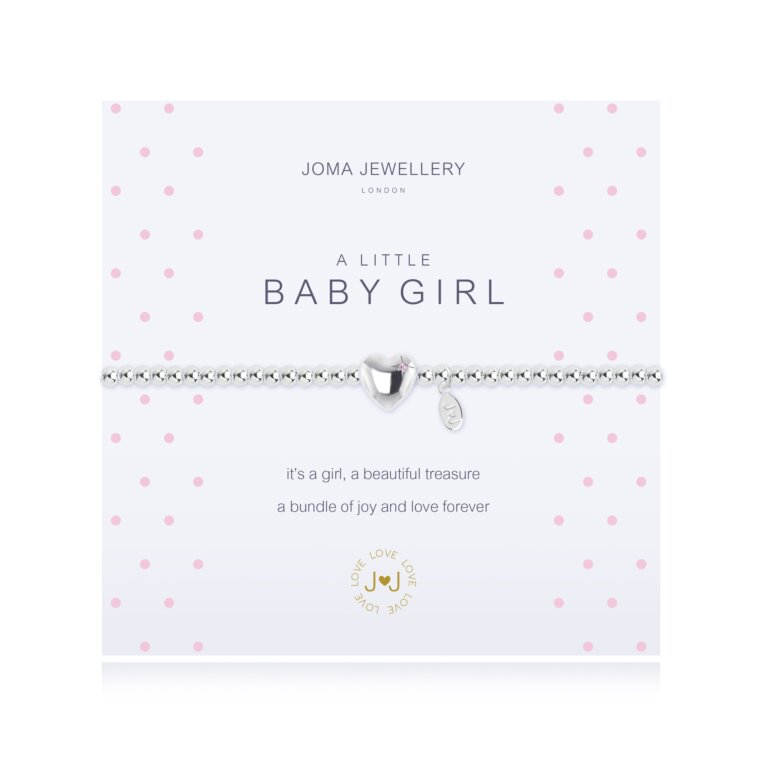 a little Baby Girl Bracelet