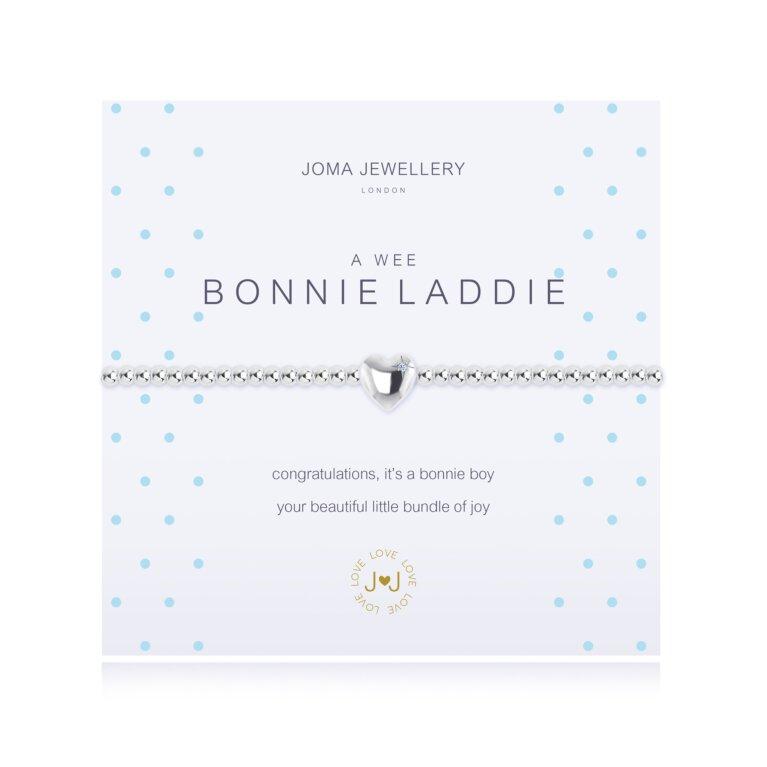 a wee Bonnie Laddie Bracelet