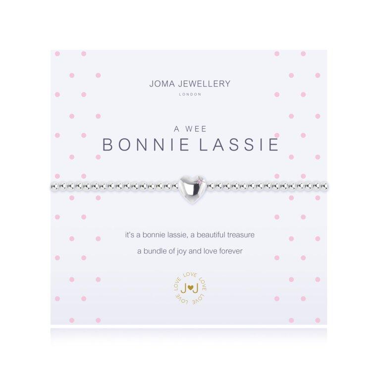 a wee Bonnie Lassie Bracelet