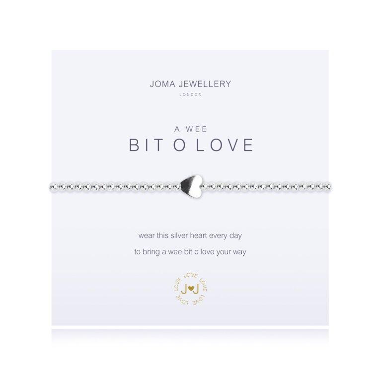 a wee Bit o' Love Bracelet
