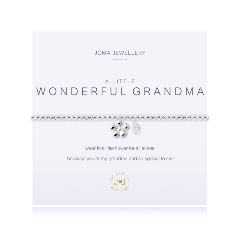 a little Wonderful Grandma Bracelet