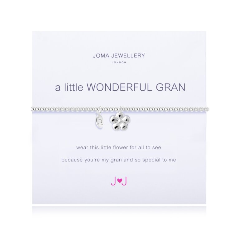 a little Wonderful Gran Bracelet