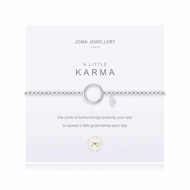 a little Karma Bracelet