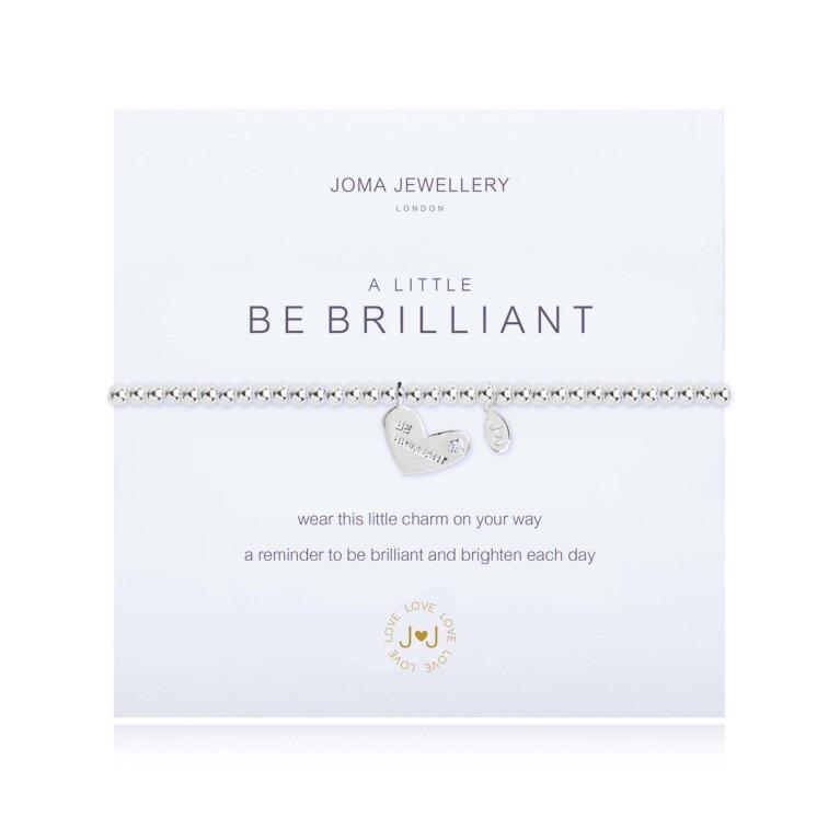 a little Be Brilliant Bracelet