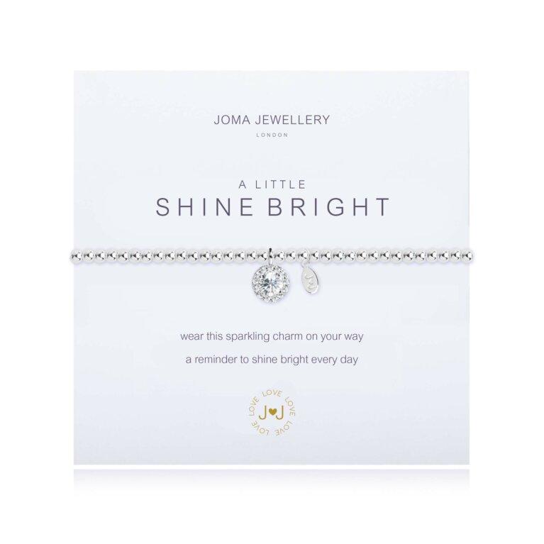 a little Shine Bright Bracelet