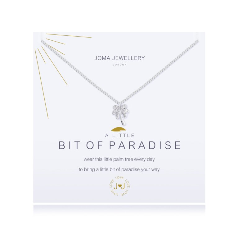a little bit of Paradise Necklace