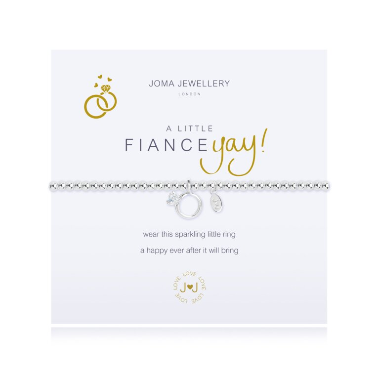 a little Fianceyay! Bracelet