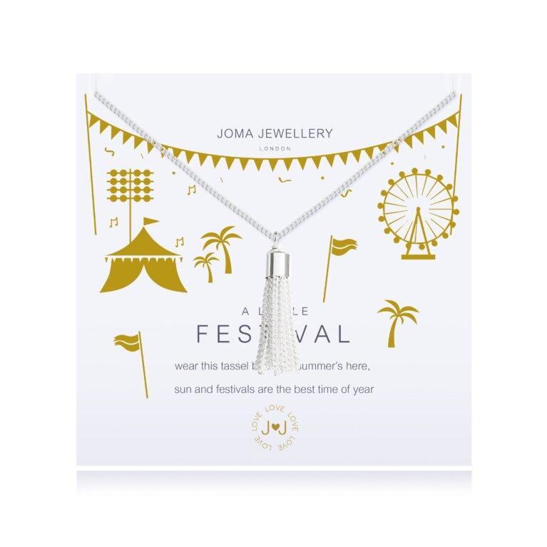 a little Festival Necklace