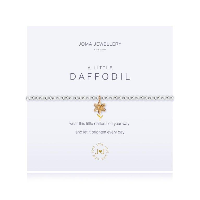 a little Daffodil Bracelet