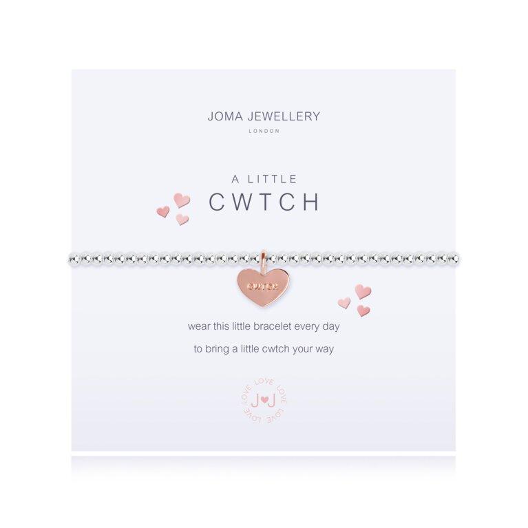 a little Cwtch Bracelet