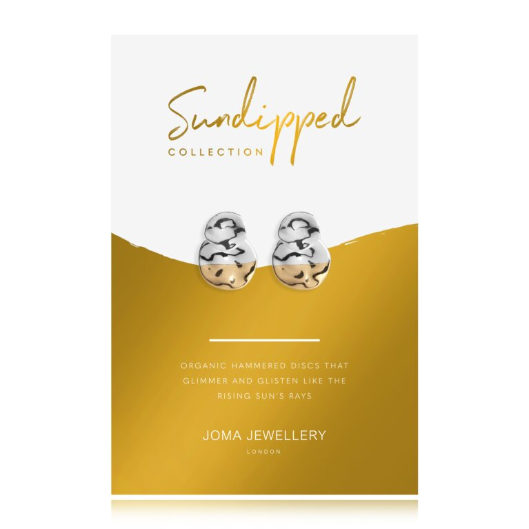 Sundipped Ear Jacket Earrings