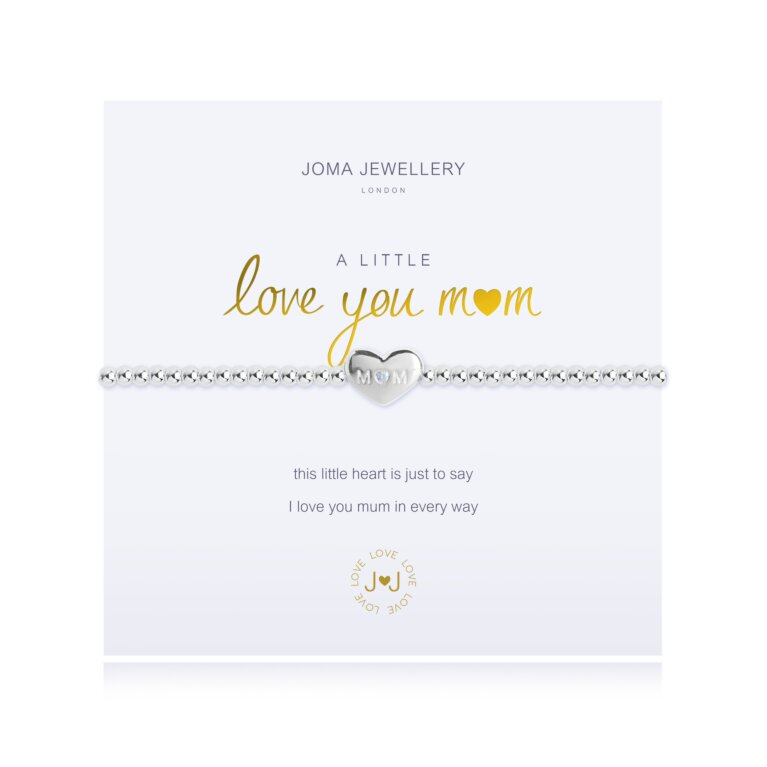 a little Love You Mum Bracelet