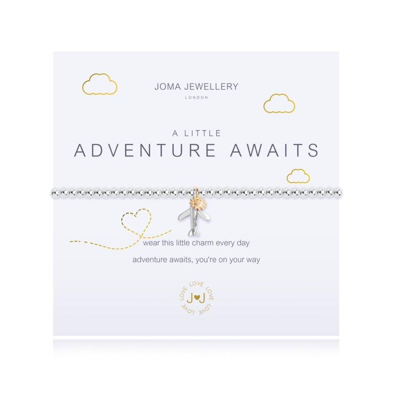 A Little Adventure Awaits Bracelet