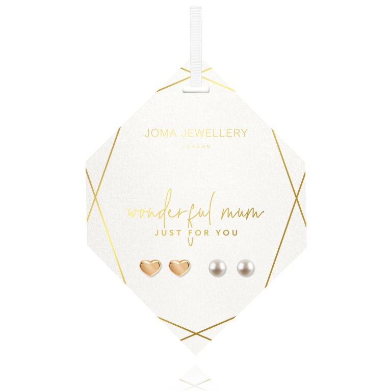 Bauble Earring Set | Wonderful Mum