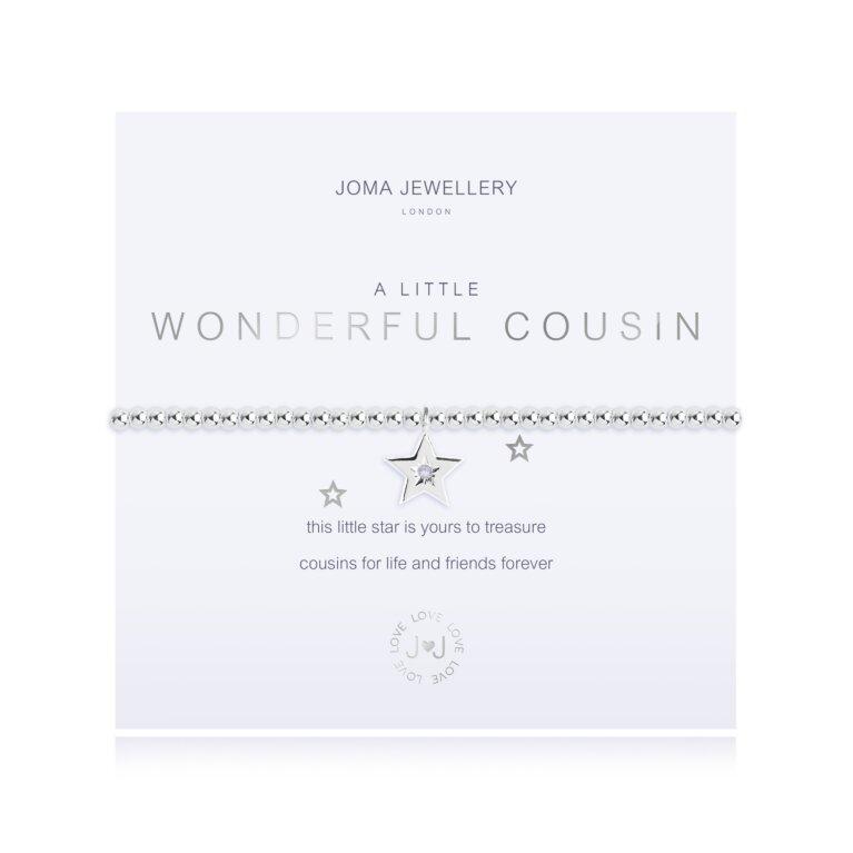 A Little Wonderful Cousin Bracelet