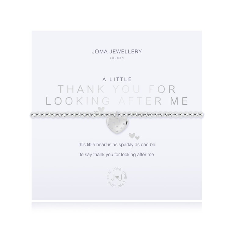 A LITTLE | THANK YOU FOR LOOKING AFTER ME | Bracelet | 17.5cm stretch