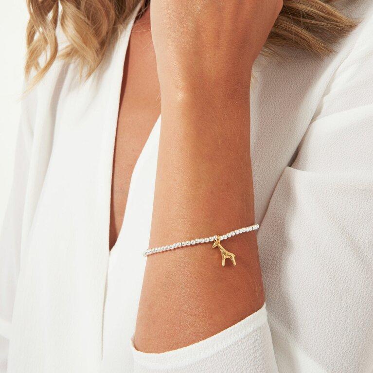 A Little Giraffe Bracelet