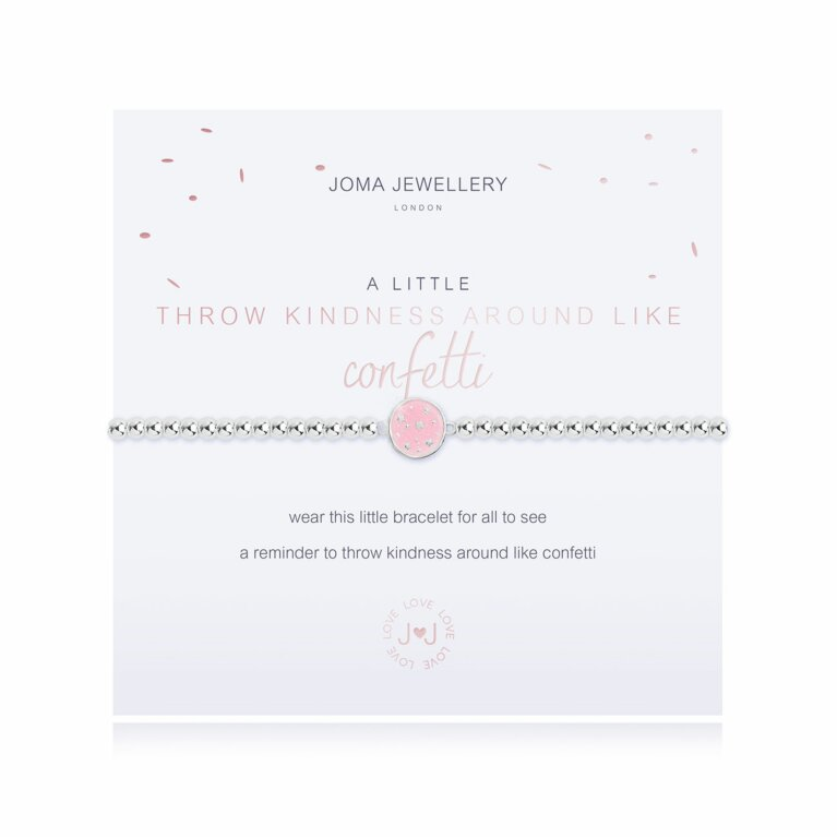 a little Throw Kindness Around Like Confetti