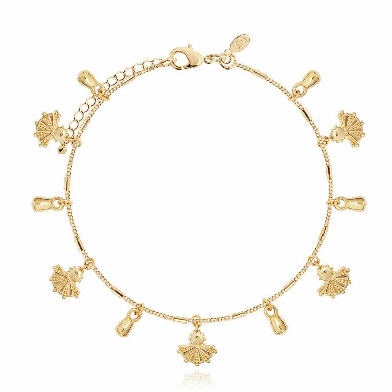 Mayan Charm Bracelet
