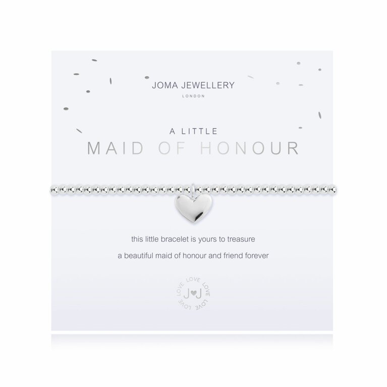 a little Maid Of Honour