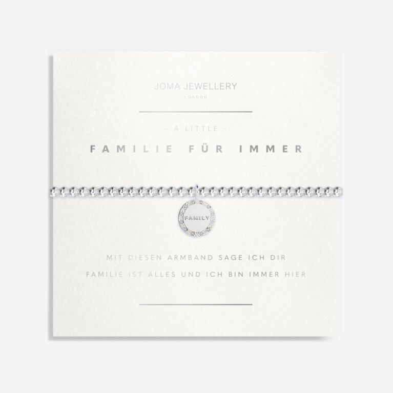 A Little Family Forever Famile Fuer Imme Bracelet