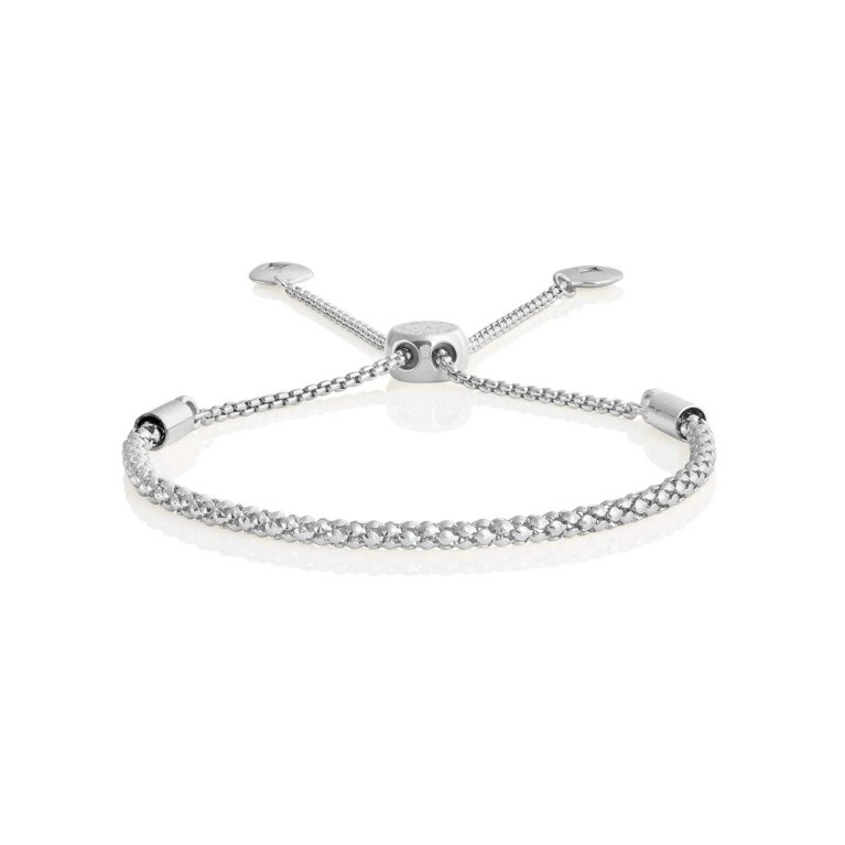 Bracelet Bar | Silver Friendship Bracelet