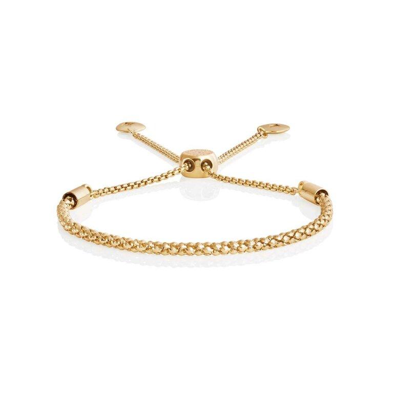 Bracelet Bar | Gold Friendship Bracelet