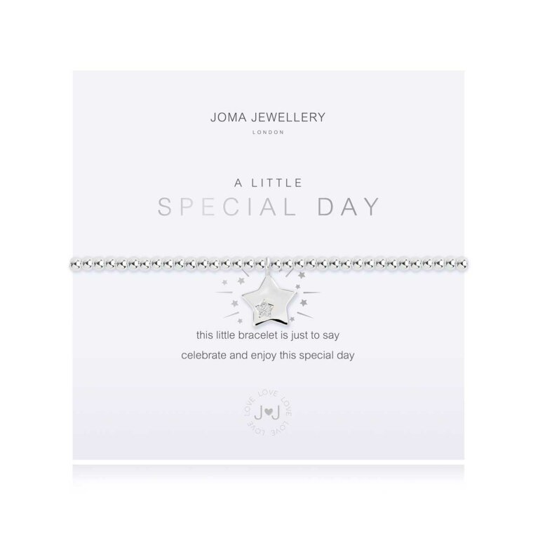 a little Special Day Bracelet