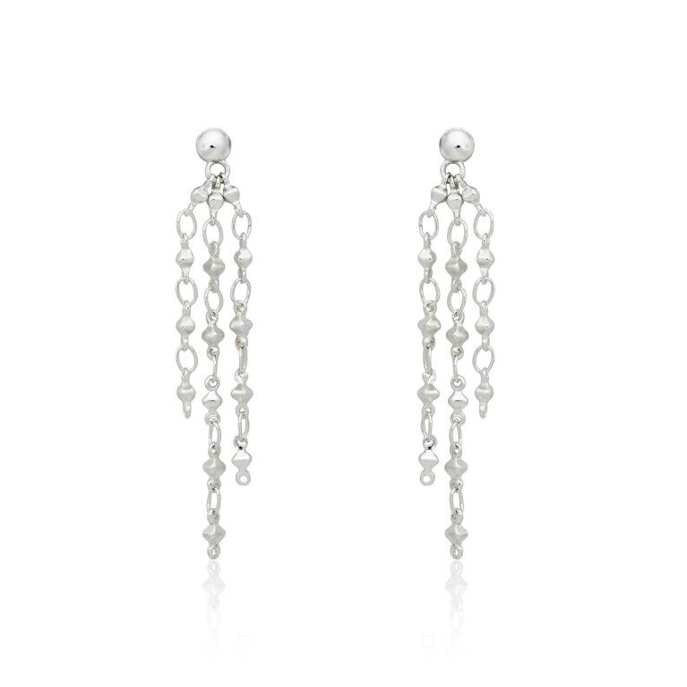 Riva Multi Chain Earrings