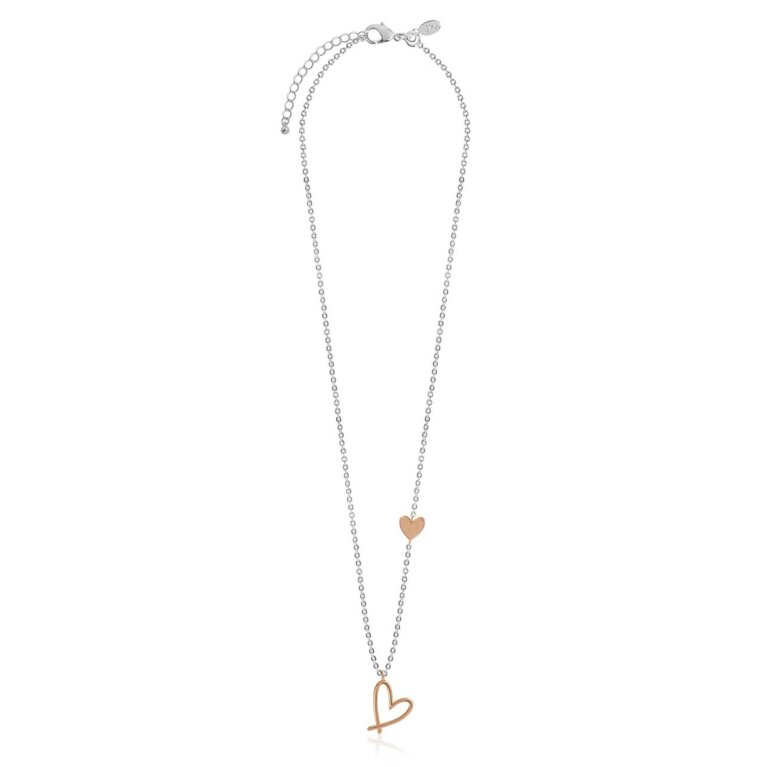Florrie Heart Necklace