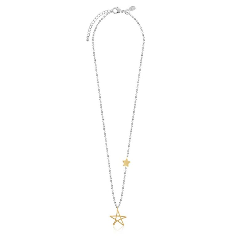 Florrie Star Necklace