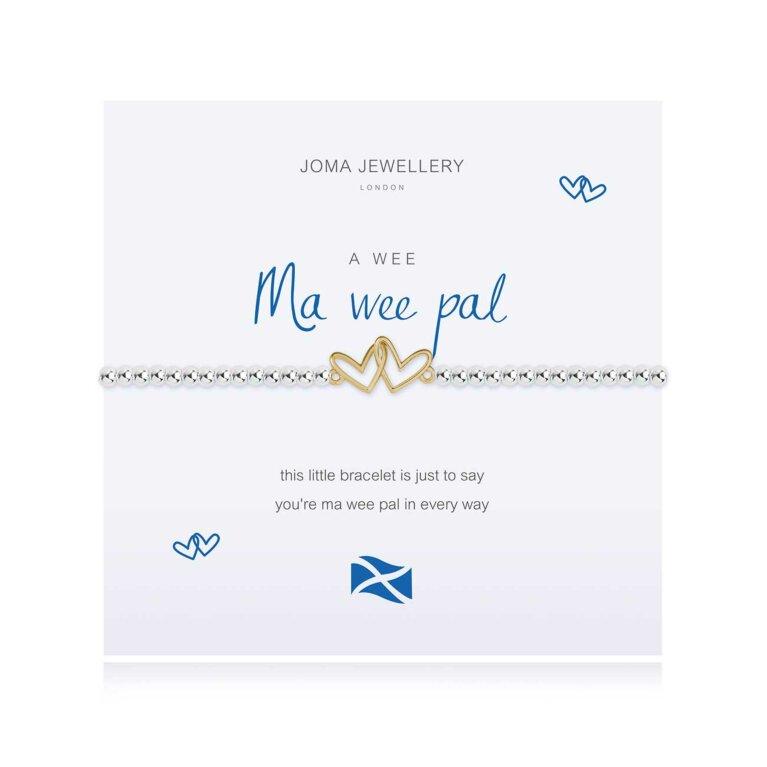 a little Ma Wee Pal Bracelet | Scottish