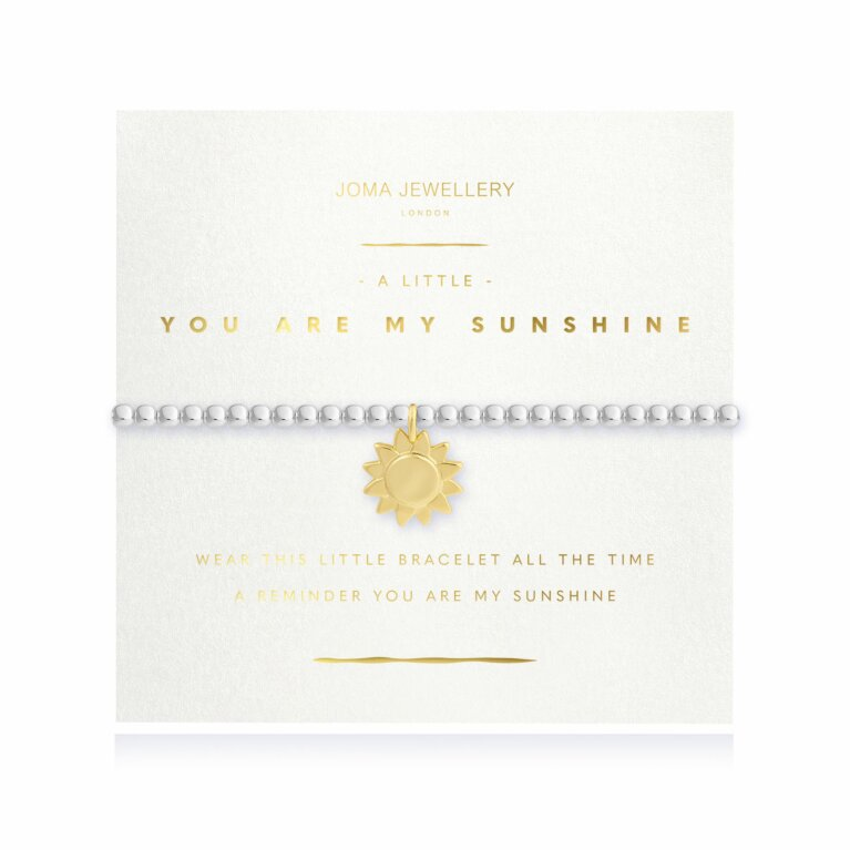 Radiance A Littles |You Are My Sunshine