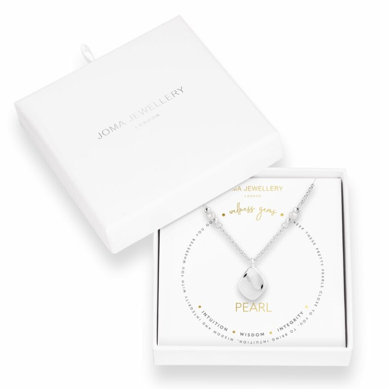 Wellness Gems | Pearl Necklace