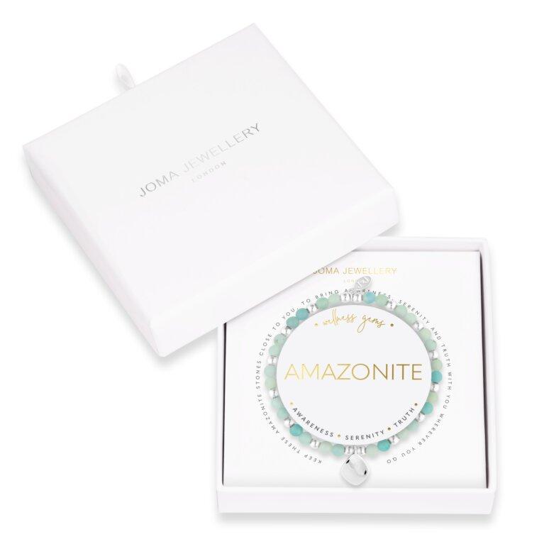 Wellness Gems | Amazonite Bracelet