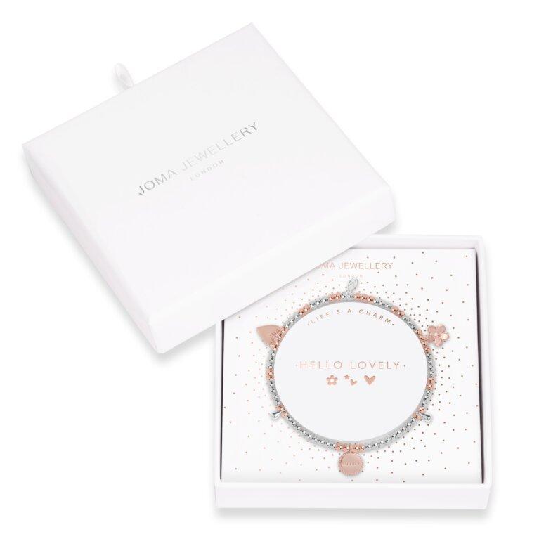 Life's A Charm Bracelet | Hello Lovely