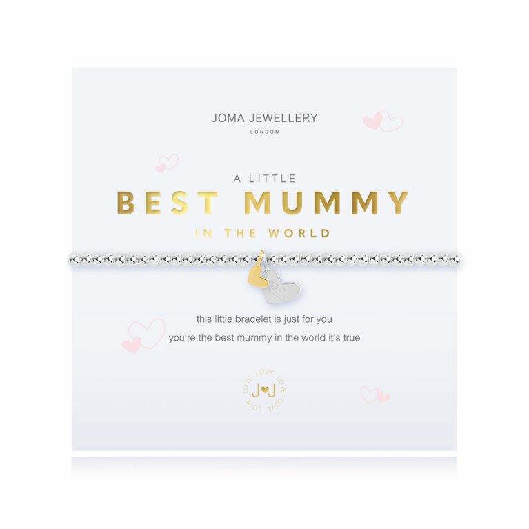 a little Best Mummy In The World Bracelet