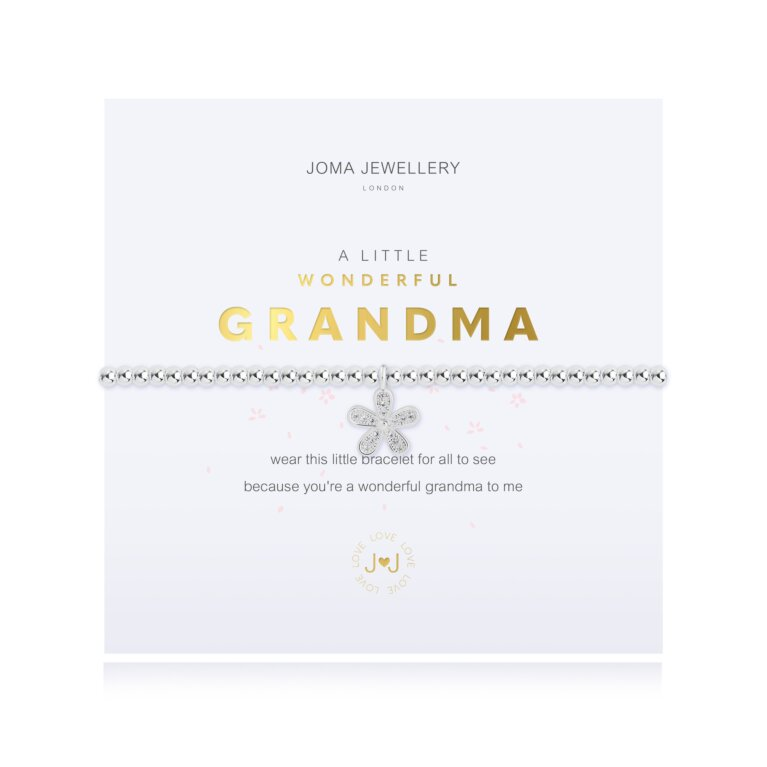 A Little Wonderful Grandma Bracelet