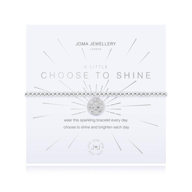 A Little Choose To Shine Bracelet