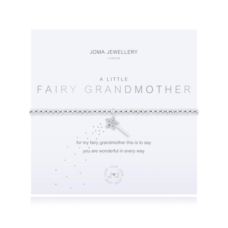 A Little Fairy Grandmother Bracelet
