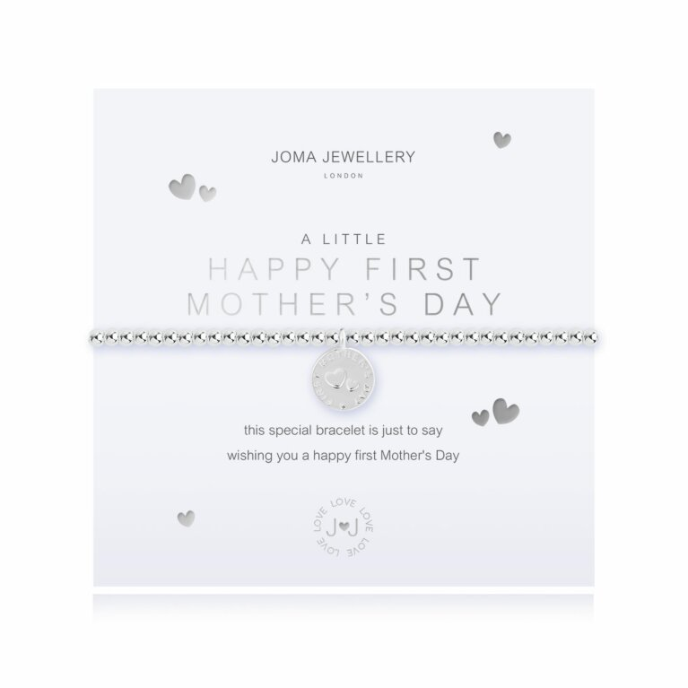 a little Happy First Mother's Day Bracelet