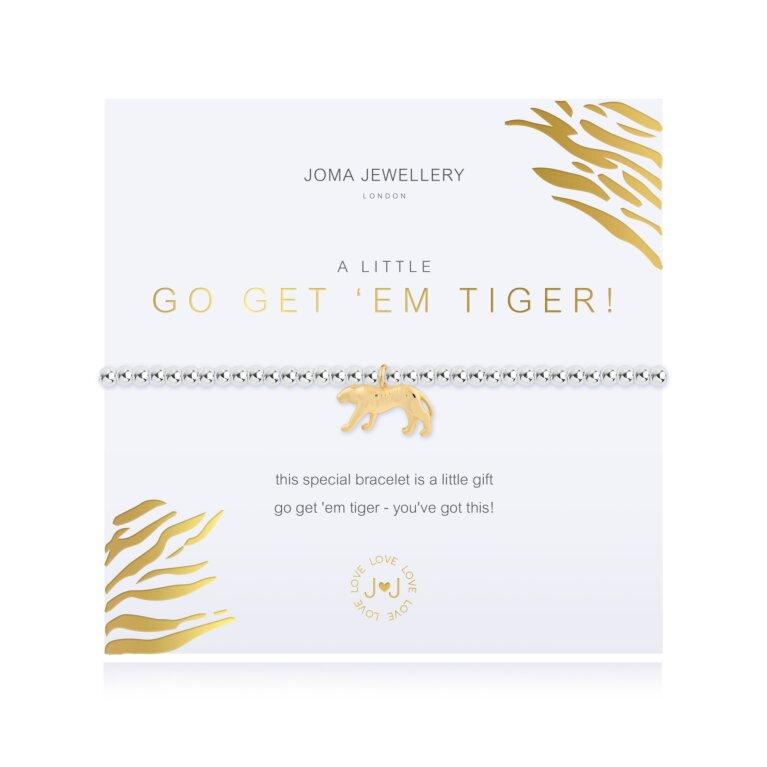 A Little Go Gem 'Em Tiger! Bracelet